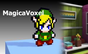 pixel art 3d logiciel
